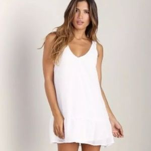 Show Me Your Mumu sleeveless V-neck Mini Dress XS
